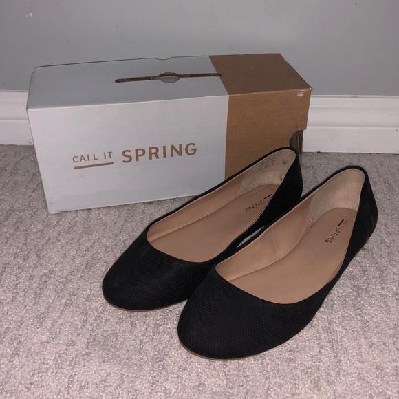 CALL IT SPRING Ballerina Flats